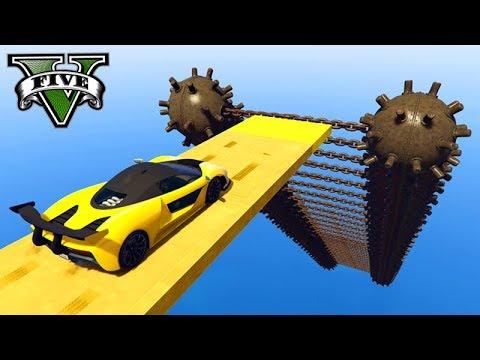 GTA V Online: MEGA BOMBA RAMPA com 99,99999 BOMBAS!!! INCRÍVEL