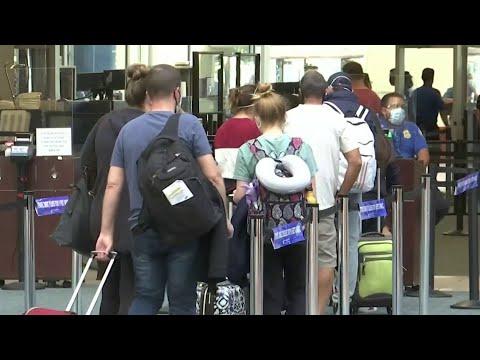 Orlando International Airport prepares for most travelers since pandemic began
