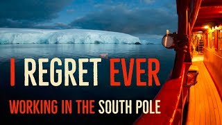''I Regret ever Working in the South Pole'' | PREVIOUSLY UNRECORDED NOSLEEP CLASSIC