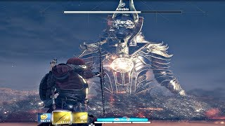 Assassin&#39s Creed Origins - ANUBIS MAX Level Boss Fight TRIAL OF GODS