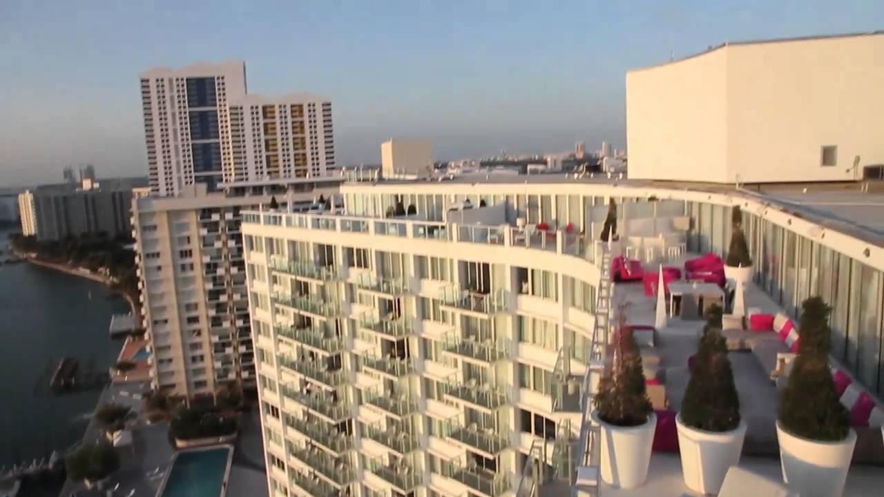 Mondrian In South Beach Sky Terrace Resfcom Youtube