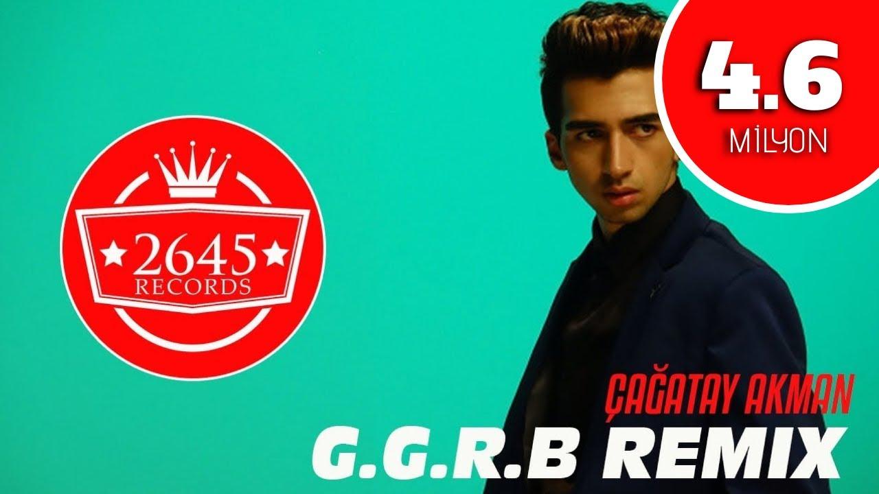 Cagatay Akman Gece Golgenin Rahatina Bak Remix Orhan Sancak Version Youtube