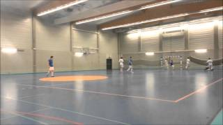 EAGLE BRAINE 2 - 5 FC PORTOFINO 22/01/14