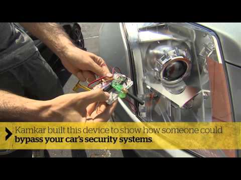 Car hacking: This device can unlock your doors (CBC Marketplace)