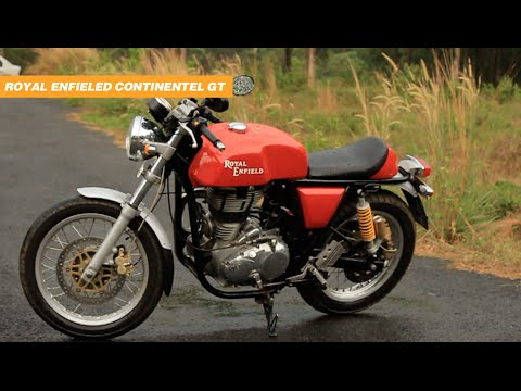 Hot Wheels - Royal Enfield Continental GT - Features, Specification (Episoe 100)