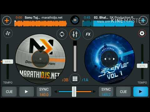Dj cross { nonstop} marathi mashup. Dj Abhi in the mix.