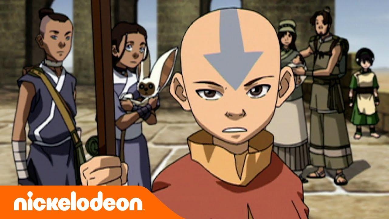 Avatar: The Last Airbender | Ba Sing Se, Kota yang Tak Bisa Ditembus | Nickelodeon Bahasa