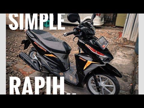 Review Modifikasi Honda Vario 125/150 LED Konsep Daily Use / Harian