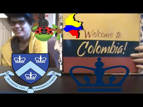 Universal Yums Welcome To Columbia August 2017!