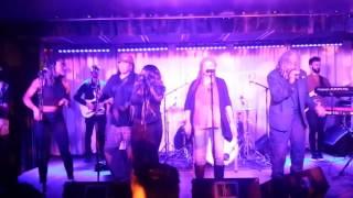 Skyler Jett & Gregg Kofi Brown w/Bridget Marie @ London 100 Club
