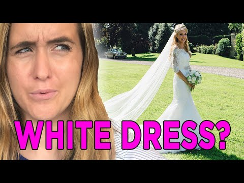 Thumbnail: The Bizarre But True Origins Of Wedding Traditions