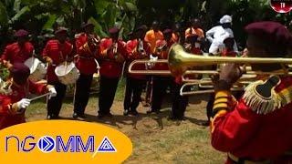 A.I.C BOMANI BATTALION BRASS BAND PERFORMS ENDA NASI - A Swahili worship song.