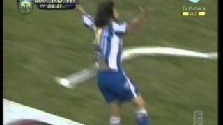 Godoy Cruz 1 - Estudiantes 2 - Torneo Apertura 2010 - Fecha 5