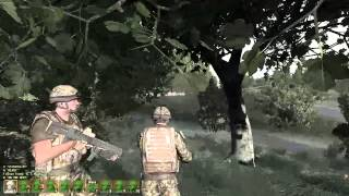 ARMA 2 British Armed Forces campaign 1