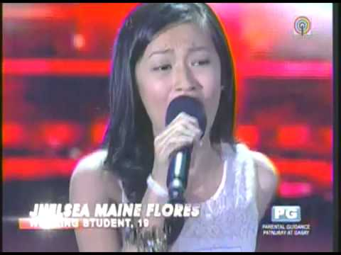 Jhelsea Flores - Piano In The Dark (Boot Camp Round 3 X ...