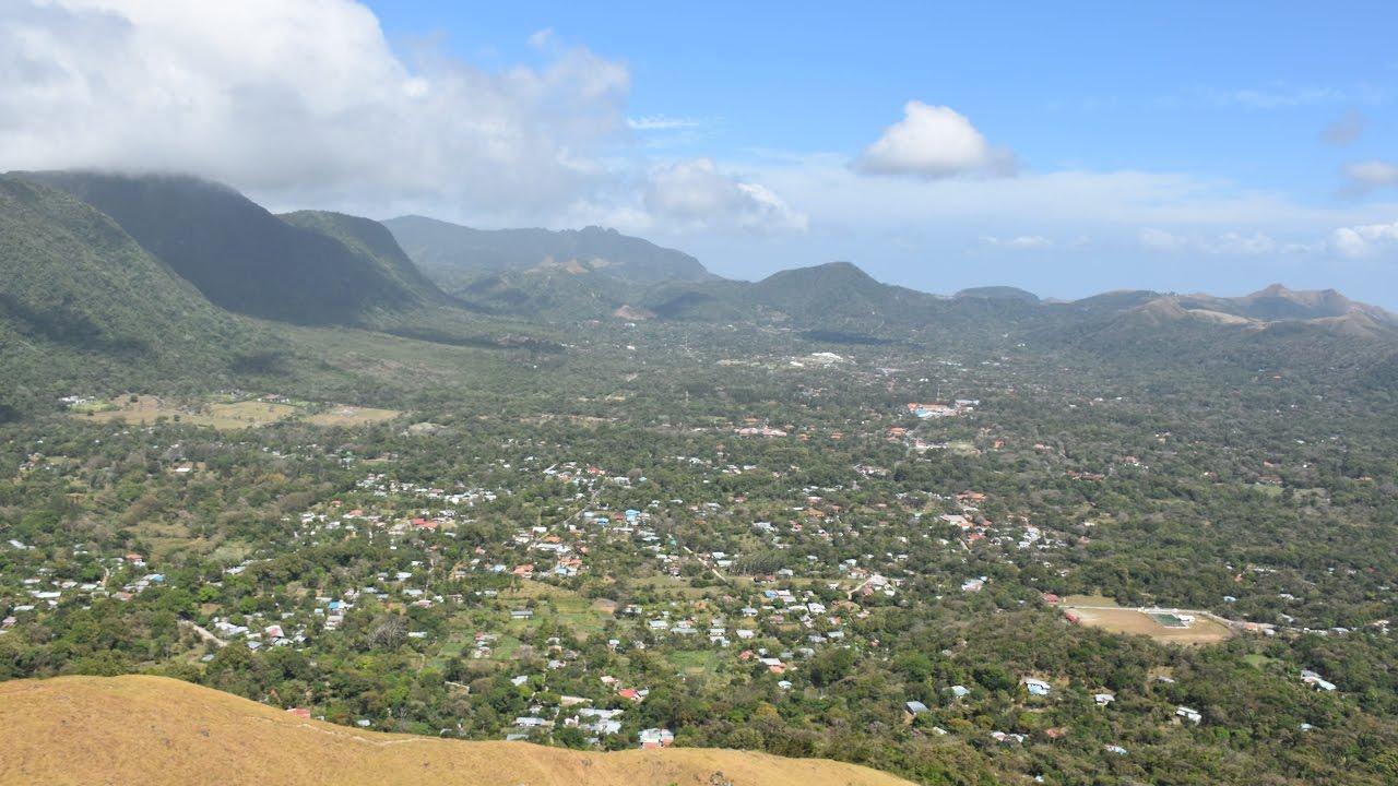 Anton Valley, Panama: La India Dormida Hike