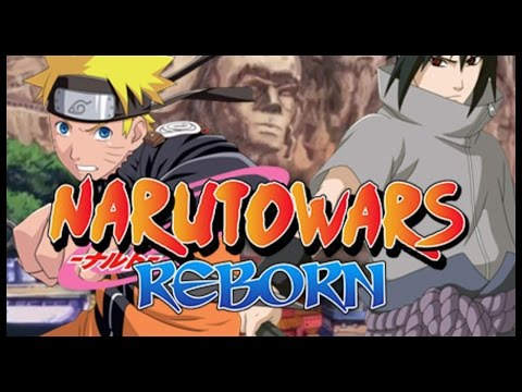 Dota 2 Mods | NARUTO WARS REBORN!!