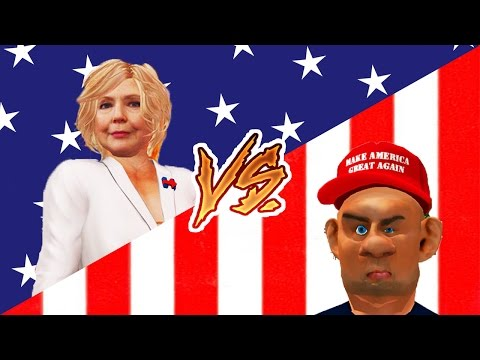 Election Day 2016 in Second Life