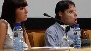 Espagne: le premier greffé totalement du visage devant la presse