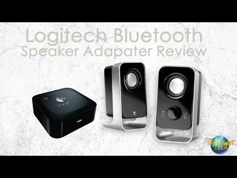 Logitech Bluetooth Speaker Adapter Review