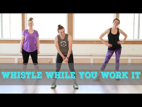 Whistle While You Work It II Katy Tiz (Clean) II Cardio Workout II Dance Fitness