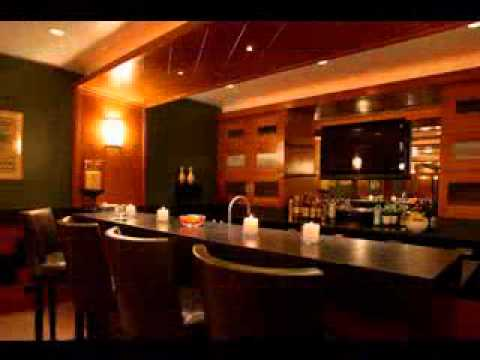 Home bar decorating ideas - YouTube