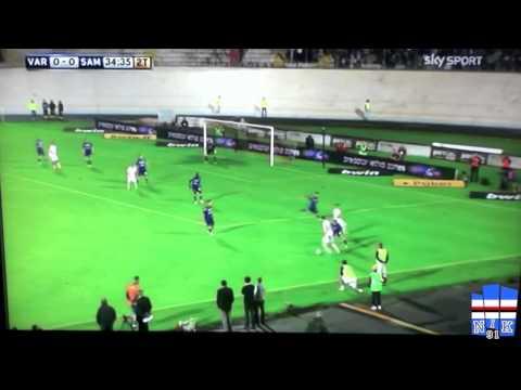 Varese 0 - Sampdoria 1 (Pozzi) [Ritorno finale playoff SerieBwin]