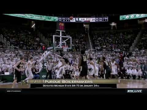 Michigan State at Purdue - Men