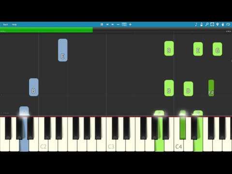 Travis Scott - The Hooch - Piano Tutorial