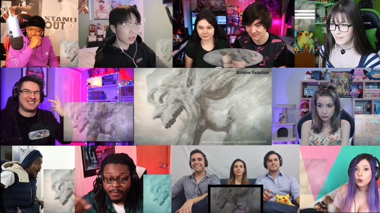 Download Attack On Titan Season 4 Opening Reaction Mashup