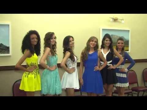 Jovens disputam seletiva para o Miss Roraima 2015