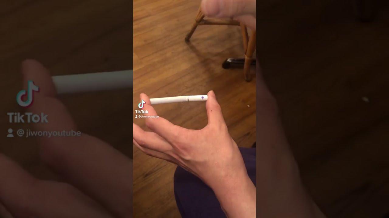 담배로 이거 가능한 사람?? ㅋㅋㅋ