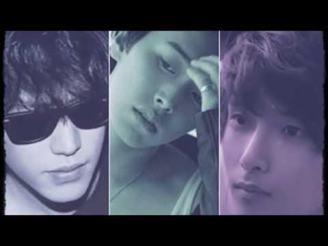 Biting my lips - KyuHyun, SungMin & RyeoWook (Sub Esp + Rom)