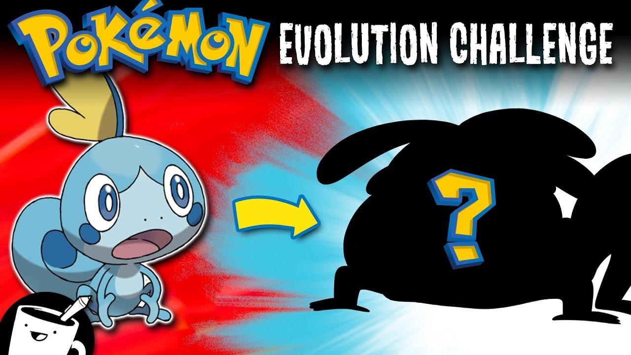 Artists Predict New Pokemon Sword And Shield Evolutions Youtube