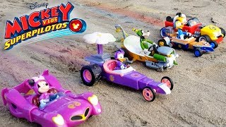 MICKEY AND THE ROADSTER RACERS - RACE ON THE BEACH
