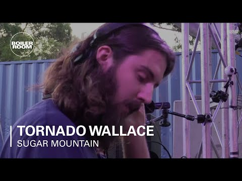 Tornado Wallace Boiler Room Sugar Mountain Melbourne DJ Set