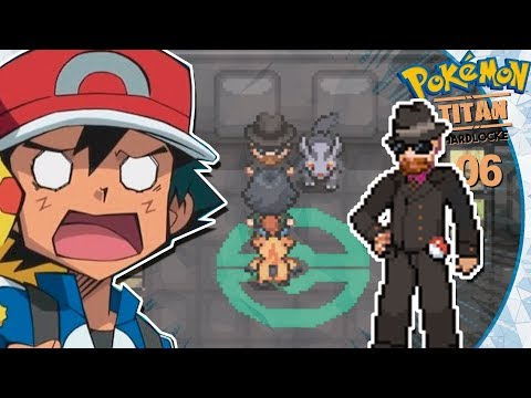 Pokémon Titan Hardlocke Ep.6 - ESTE LÍDER ES MUY MUUUY SERIO