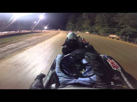 Box stock medium EL Dawgwood Speedway 9/28/2014