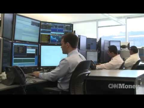 Watch High Frequency/Speed Trading in Action