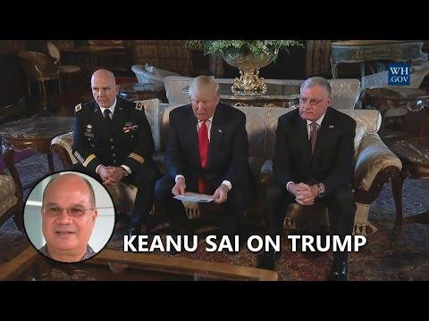 Trump Inherits Hawaiian Kingdom War Crimes, Sai Says (Feb. 25, 2017)