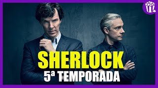 Sherlock holmes serie 1 temporada