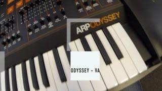 Korg Arp Odyssey   II   Various Sounds
