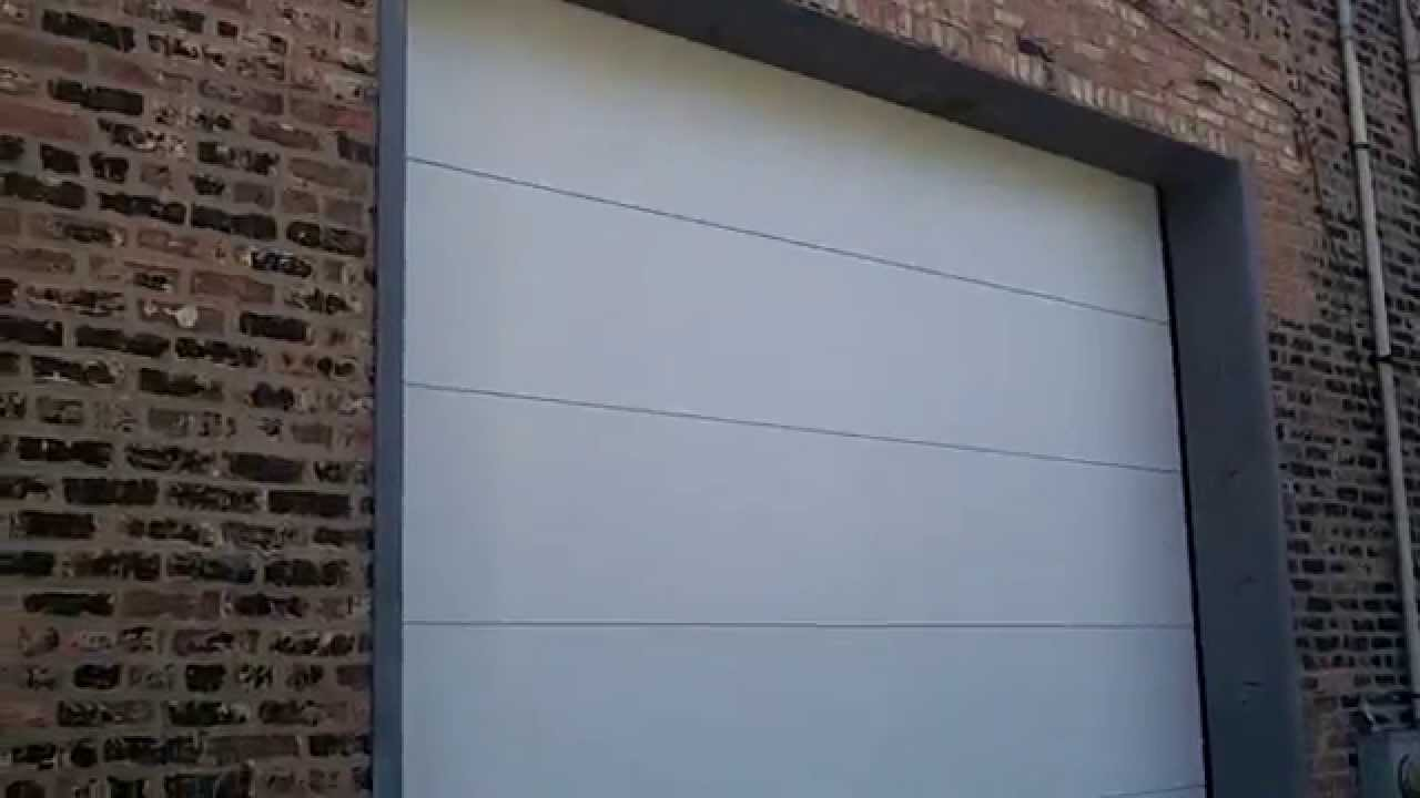 Hormann Commercial H325s Garage Doors Installed Westmont,il 60559