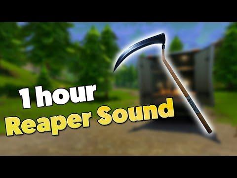 Fortnite - Reaper/Scythe Sound (one Hour)