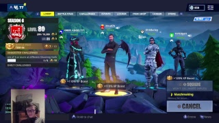 FORTNITE SEASON 6 STREAM I PLAYING WITH SUBS I 497+ WINS I *NEW* GIFTING SYSTEM I #OpTicRC