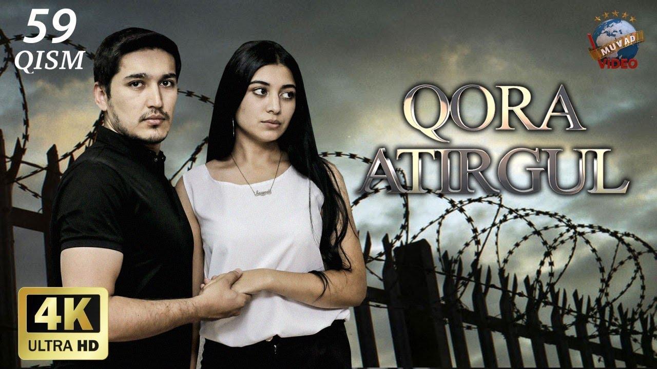 Qora atirgul (o'zbek serial) 59-qism | Кора атиргул (узбек сериал) 59-кисм
