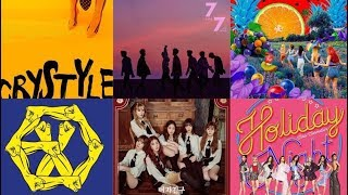 The Best Non-Title Kpop Songs of 2017