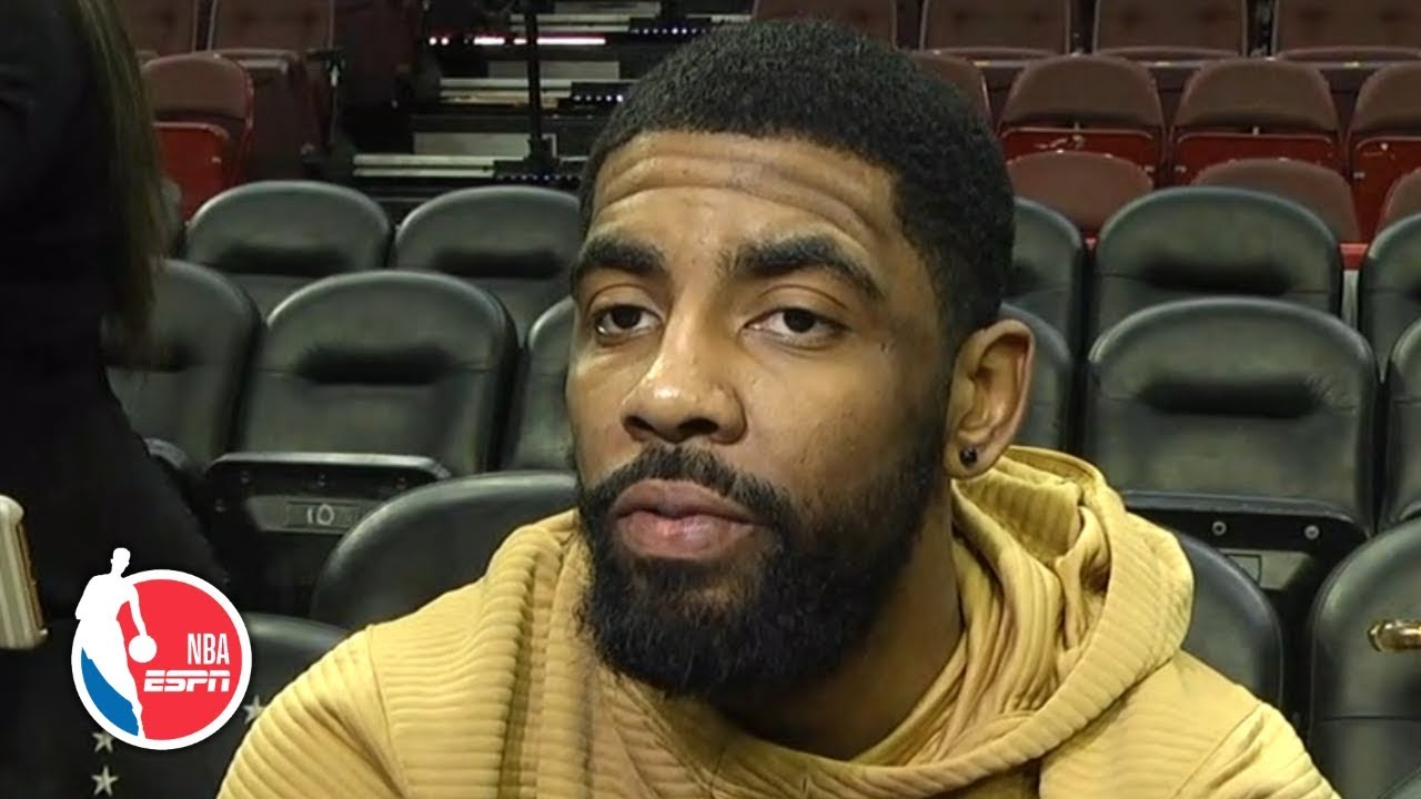 I'm definitely taking some games off before the playoffs - Kyrie Irving   NBA on ESPN