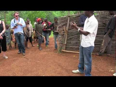 Tales about the KIng of Burundi