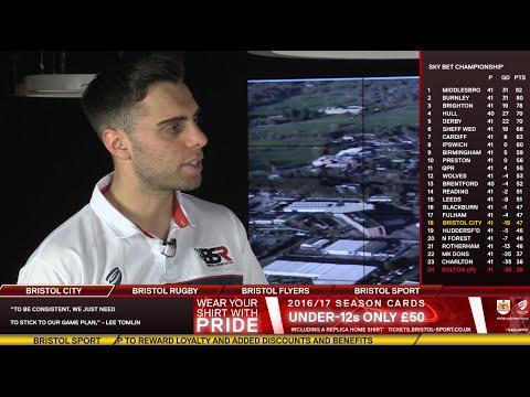 Bristol Sport TV - Featuring Dino Zamparelli